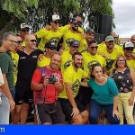 San Miguel   Éxito de la Iª Amarilla Extrem MTB Irichen