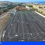 Adeje contará con 527 nuevas plazas de aparcamiento público