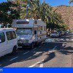 La Gomera regulará las autocaravanas a través de una ordenanza