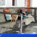 Cáritas de tenerife pone en marcha unidades móviles de atención a personas sin hogar