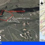 El Campo de Tiro de Adeje, declarado oficialmente suelo contaminado