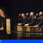 La compañía canaria Pieles presenta su espectáculo Ángaro en Jaén