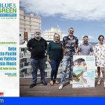 Arona alza la voz con 'la música contra el plástico' en el Blue&Green