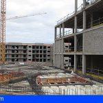 La construcción se estanca en Tenerife y crece en Gran Canaria