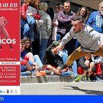 Guía de Isora | La danza de Cuadernos Escénicos inunda las calles de Alcalá este sábado 20