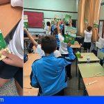Tenerife | Más de 2.000 escolares participan en los talleres de alimentación saludable