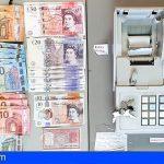 Adeje | Detenido por robar más de 1.200 € en un local del Centro Comercial Salytien