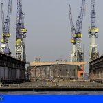 Tenerife Shipyards supera las 3.000 firmas para traer el dique flotante