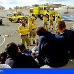 Tenerife forma a más de 3.500 escolares en prevención de incendios forestales