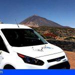 Un taxista de Puerto de la Cruz, ejemplo para el sector en toda la isla