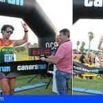 San Miguel | Roberto Vera y Yana Eliseeva vencen en la Green Run Oceanbooking 2019