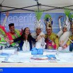 Tenerife lleva el Carnaval a los actos del Día de España en Holanda