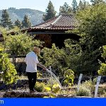 Santiago del Teide | La Casona del Patio pone en marcha su huerto inteligente