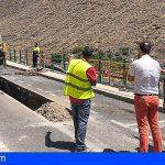 La Gomera | Las obras de saneamiento de Las Galanas entran en su recta final