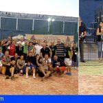 El Club Hípico Buzanada Campeón de la Liga Social Chanvergas de Pádel 2019