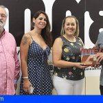Arona | El periodista canario Juan Carlos Acosta, premio MUMES 2019