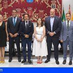 El Parlamento de Canarias constituye todas las comisiones de la X Legislatura