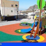 San Miguel culmina las obras en el Parque Infantil de La Asomada