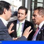 Tenerife | FEPECO pide a Pedro Martín prioridad para las carreteras