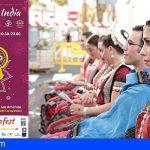 Arona celebra el Ratha Yatra, una de las fiestas más relevantes de la comunidad hindú