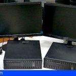 Detienen en Lanzarote a un hombre con 17 antecedentes por robar en una oficina