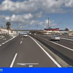 Arico | Un motorista fallece tras sufrir un accidente en la TF-1