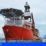 Tenerife Shipyards concluye en tiempo y forma la reparación del Seadrill