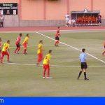 Cinco equipos de fútbol veterano de La Gomera se disputan el Trofeo Colombino