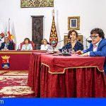 Pablo Pineda inauguró la Universidad de Verano de Adeje