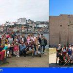 50 personas de San Miguel disfrutaron de los viajes realizados a Portugal y Egipto
