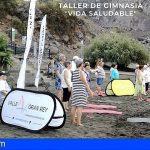 """La Gomera   Valle Gran Rey pone en marcha el taller """"Vida Saludable"""""""