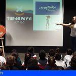 1.600 alumnos han recibido  formación de #YosoyTenerife el pasado curso escolar