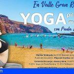 ´La Gomera Inbound` presenta una nueva acción de yoga y meditación