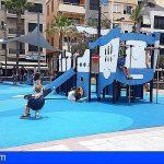 Ciudadanos reclama a CC y PP que adapten el parque infantil de El Médano