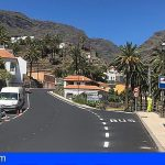 La Gomera continúa con la pavimentación de la GM-1 en su salida desde Valle Gran Rey