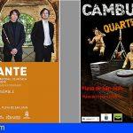 Guía de Isora | Cambuyón Quartet cierra la programación cultural de julio