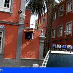 Detenido en La Laguna por daños ocasionados en 24 vehículos estacionados en el casco urbano
