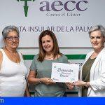 La Palma | Fundación DinoSol colabora con la Asociación Española Contra El Cáncer
