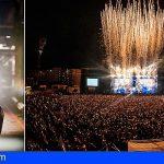 Anuel AA congregó a más de 12.000 personas en su concierto de Gran Canaria