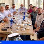 Asociaciones y empresas del sector naval de Tenerife y Gran Canaria estrechan lazos