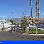 Arona comenzó con el asfaltado de la C/ Luis D. Losada en Las Américas
