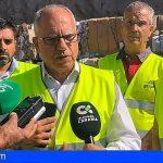 La Gomera contará con inversiones para gestión de residuos y autosuficiencia energética