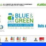 Bebe, Don Patricio, Efecto Pasillo y Ruts & La Isla Music pondrán voz, en el Arona Blue&Green 2019