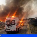 Cruz Roja aconseja como prevenir incendios y saber cómo actuar en caso de que se produzcan