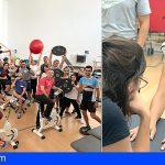 El HUC acoge el I curso práctico en España de actualización de ejercicio terapéutico