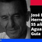 José Miguel Herrera González, Desaparecido en Guía de Isora