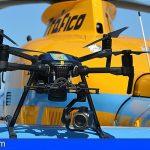 Los Drones de Tráfico comenzarán en Canarias a denunciar las infracciones captadas en la II Operación del verano