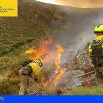 En marcha las ayudas para los afectados por el incendio de Gran Canaria
