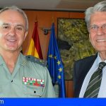 Gobierno y Guardia Civil valoran en positivo la seguridad durante los incendios de Gran Canaria