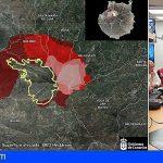 Gran Canaria | Las tareas de extinción evitan que el fuego llegue a las zonas habitadas